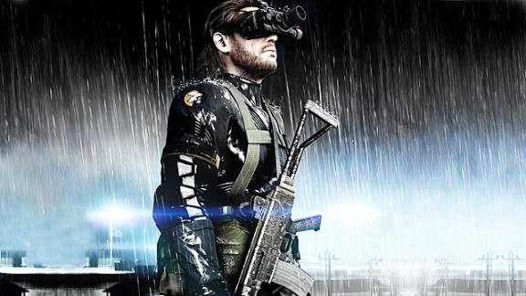Автор «Мира юрского периода» напишет сценарий экранизации Metal Gear Solid